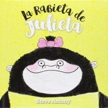 La rabieta de Julieta (portada)