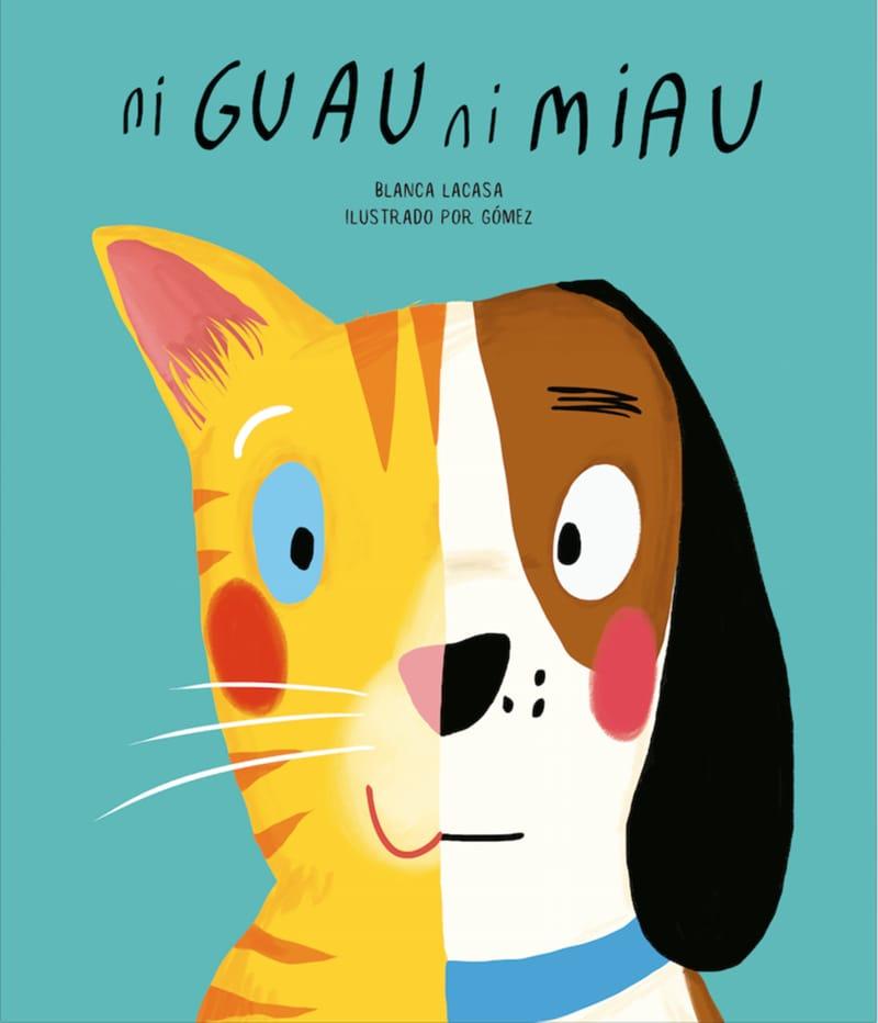 Ni Guau ni Miau (portada)