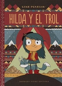 Hilda y el Trol (portada)