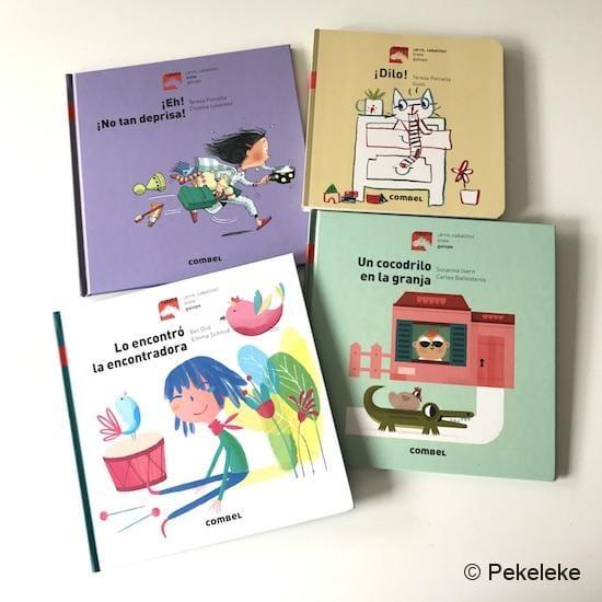 Colección Caballo Combel Editorial