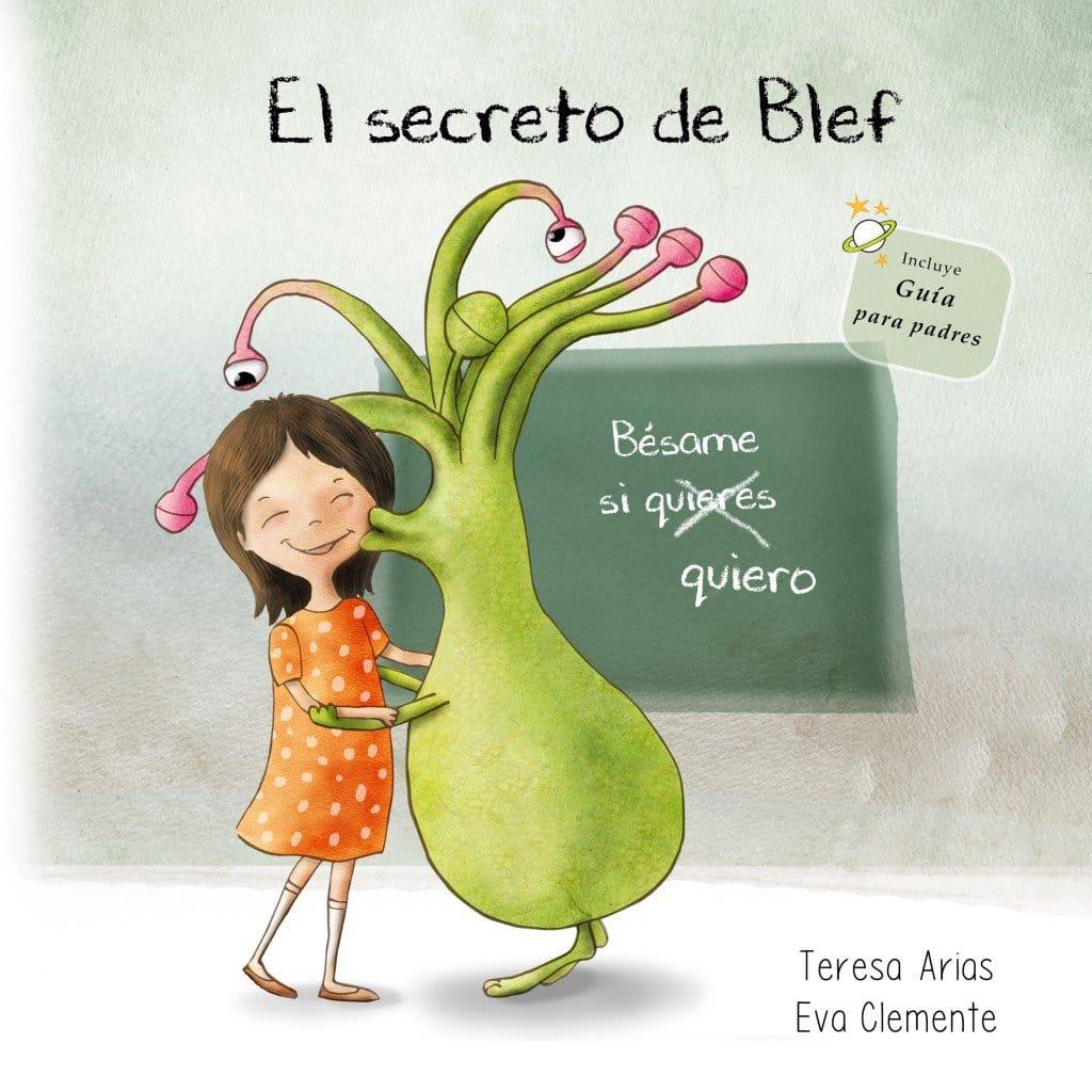 El Secreto de Blef (portada)