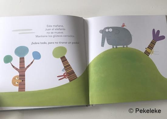 El Pedo - Una aventura de Juan el Elefante (1)