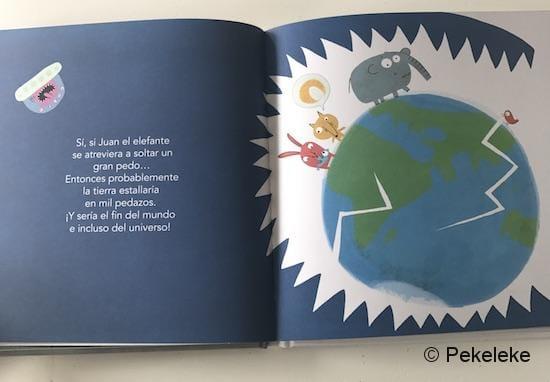 El Pedo - Una aventura de Juan el Elefante (3)