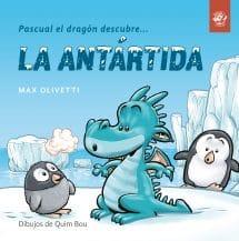 Pascual El Dragón descubre La Antártida (portada)