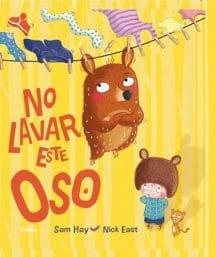 No lavar este oso (portada)