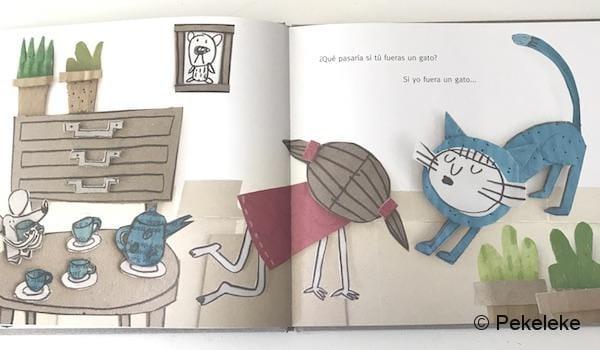 Si yo fuera un gato (1)