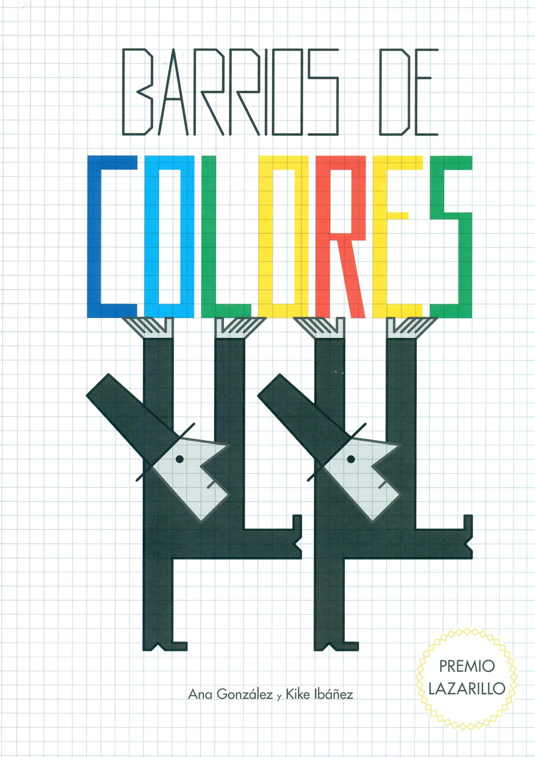 Barrios de Colores (portada)