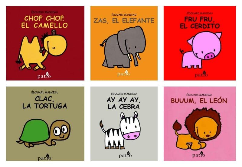 Animalitos y Onomatopeyas Eduard Manceau