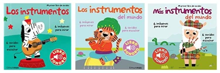 """Colección """"Instrumentos"""" Timunmas"""