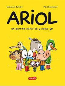 Ariol Harper Kids - volumen 1 (portada)