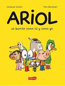 Ariol Harper Kids - volumen 1 (portada)