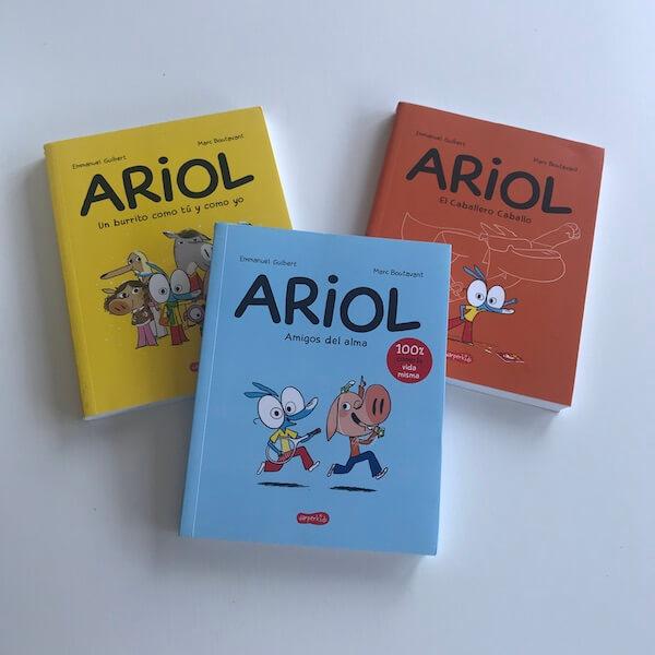 Ariol Harper Kids - colección