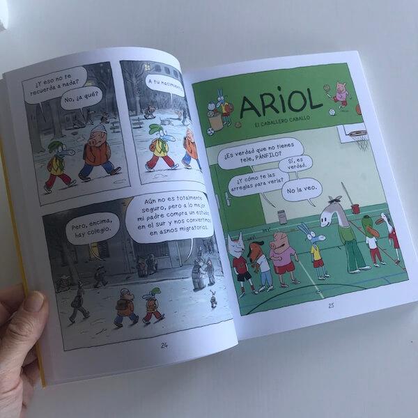 Ariol - Un burrito como tú y como yo - 1