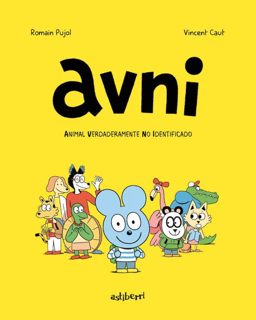 Avni (portada)