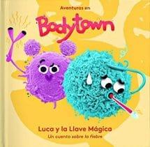 Luca y la llave mágica - Aventuras en BodyTown (portada)