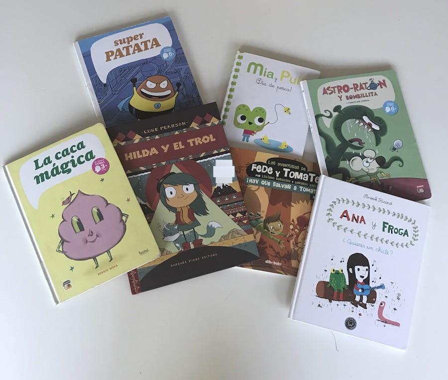 Los mejores cómics para niños: estos son nuestros cómics infantiles favoritos