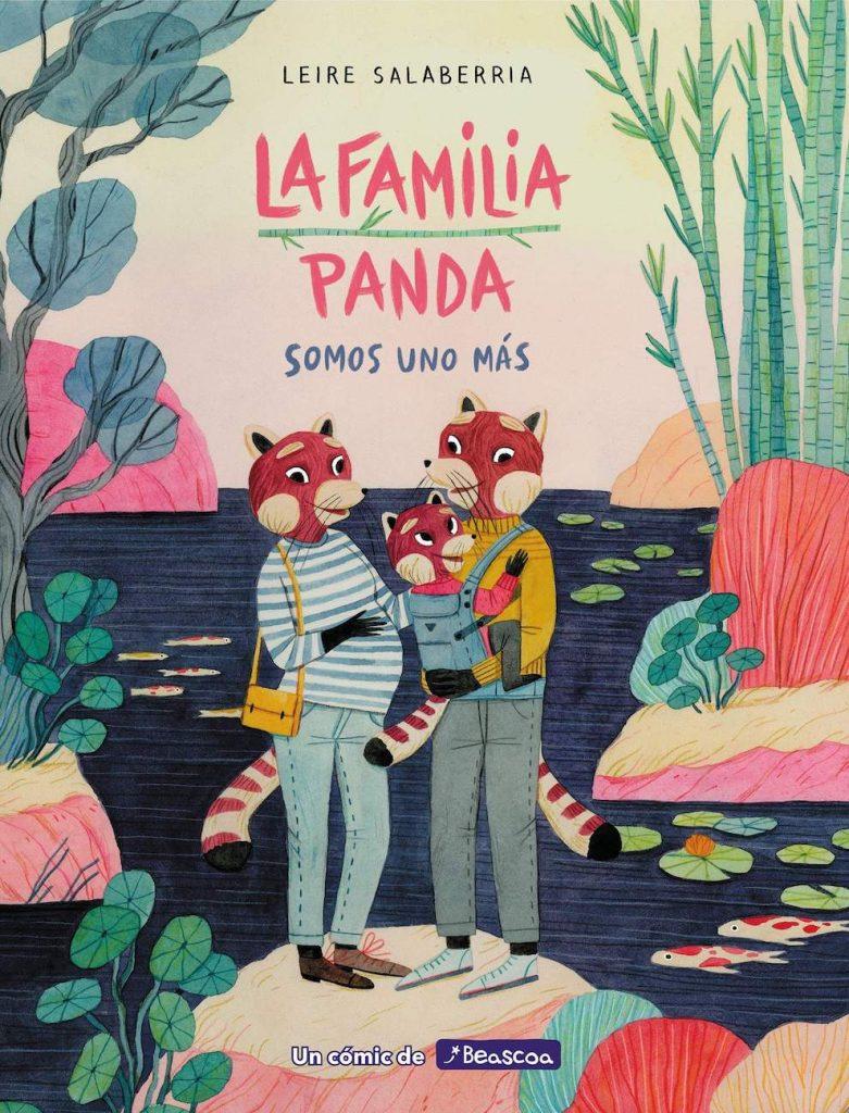 La Familia Panda. Somos uno más (portada)