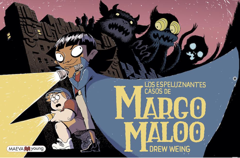 Margo Maloo espeluznantes casos (portada)