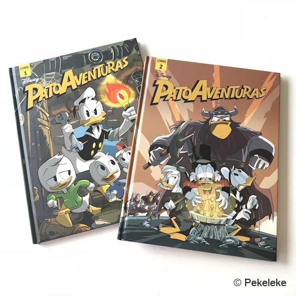 PatoAventuras cómic infantil Editorial Planeta