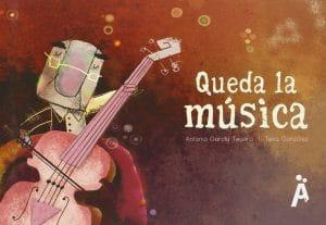 Queda la música (portada)