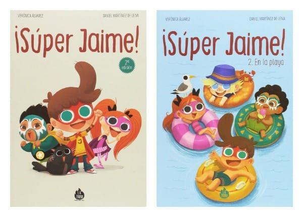 Súper Jaime - cómics infantiles