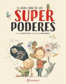 El Gran Libro de los Superpoderes (portada)