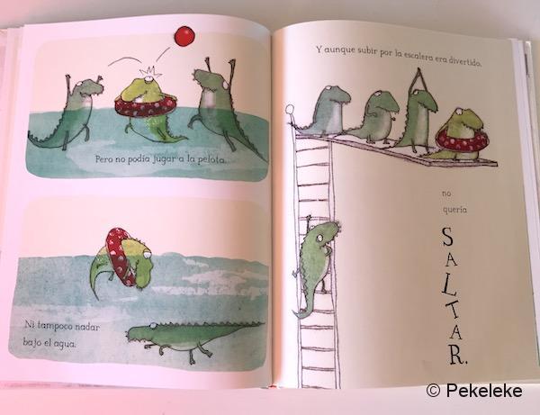 El cocodrilo al que no le gustaba el agua (2)