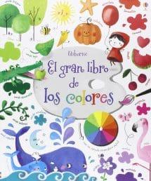 El gran libro de los colores (portada)
