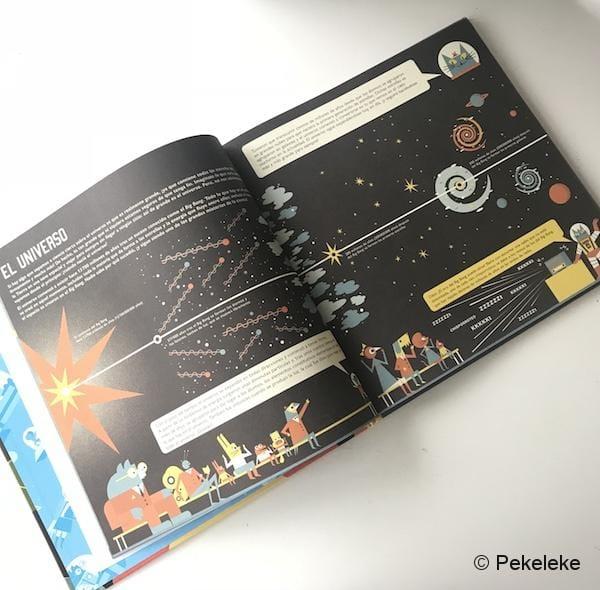 El Profesor Astro Cat y las Fronteras del Espacio (2)