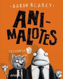 Animalotes - Episodio 1 (portada)