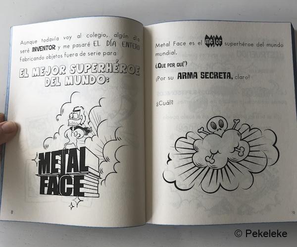 Danny Dingle y sus descubrimientos fantásticos - El Metalmóvil (1)