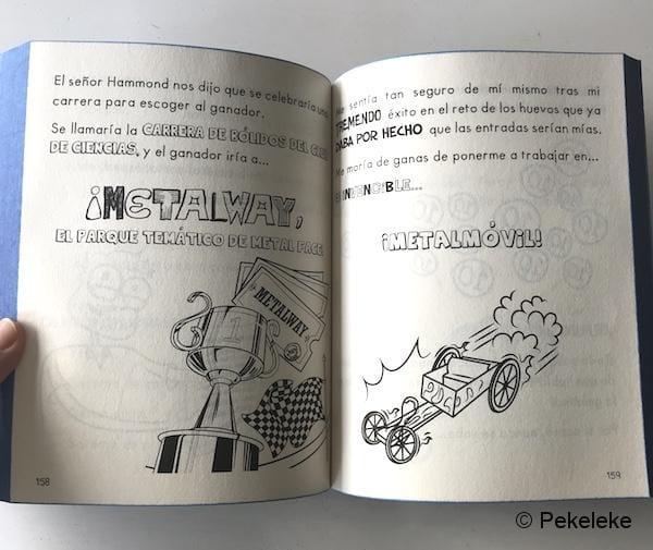 Danny Dingle y sus descubrimientos fantásticos - El Metalmóvil (3)