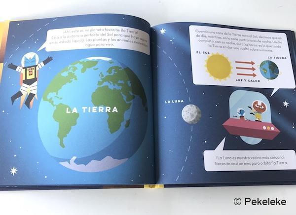 El Profesor Astrocat y el Sistema Solar (2)