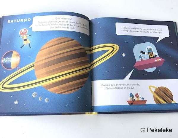 El Profesor Astrocat y el Sistema Solar (3)