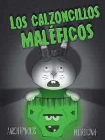 Los calzoncillos maléficos (portada)