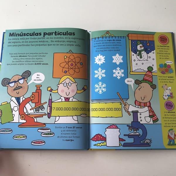 ¡Viva la ciencia! - Colección Sabelotodo SM (1)