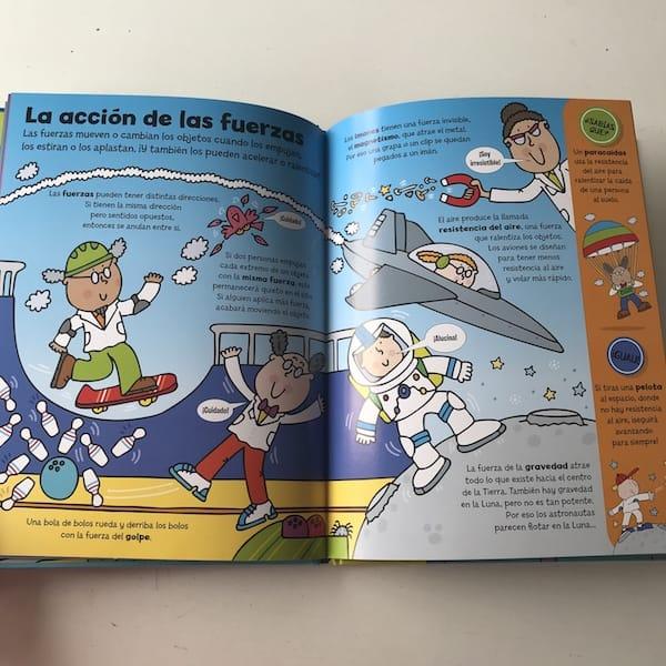 ¡Viva la ciencia! - Colección Sabelotodo SM (2)