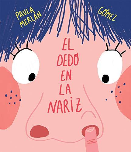 El dedo en la nariz (portada)