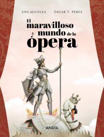 El maravilloso mundo de la ópera (portada)