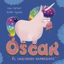 Óscar, el unicornio hambriento (portada)