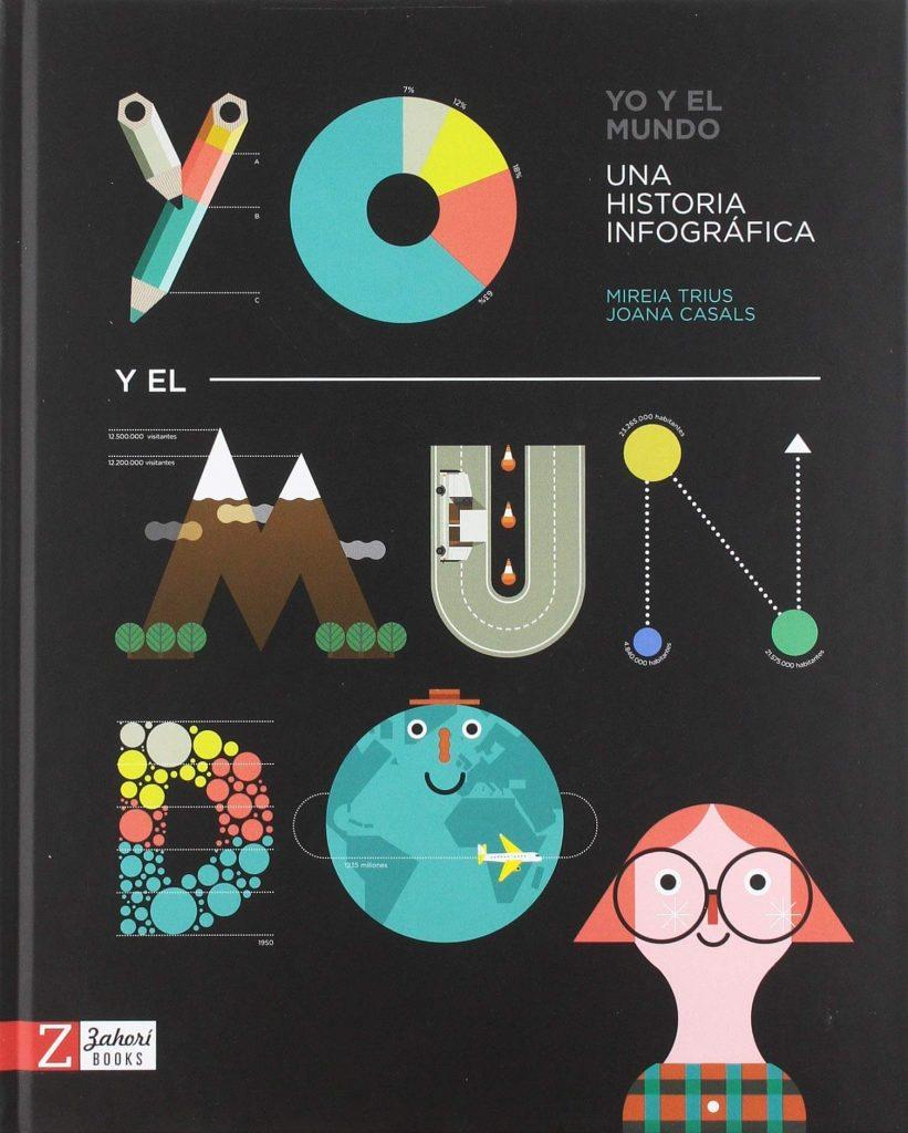 Yo y el mundo. Una historia infográfica (portada)