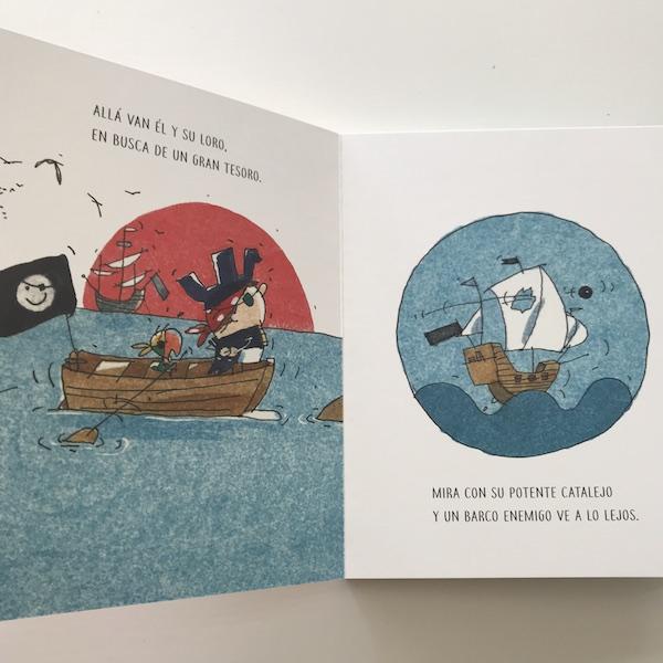 El pirata valiente (2)