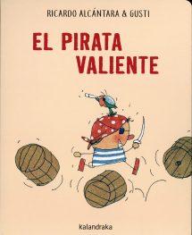 El pirata valiente (portada)
