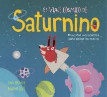 El viaje cósmico de Saturnino (portada)