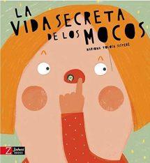 La vida secreta de los mocos (portada)