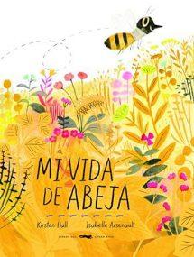 Mi vida de abeja (portada)