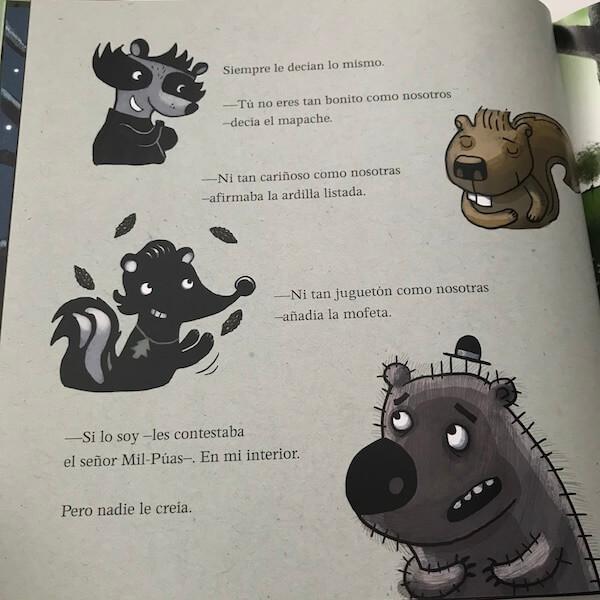 El Sr. Mil-Púas (1)