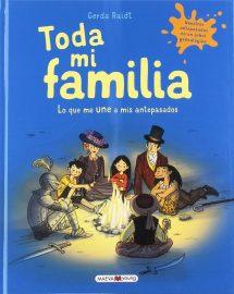 Toda mi familia (portada)