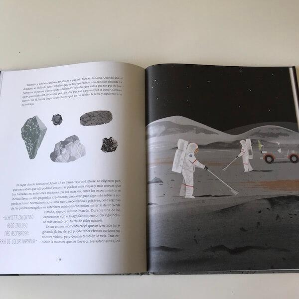 Cuando caminábamos por la Luna (2)