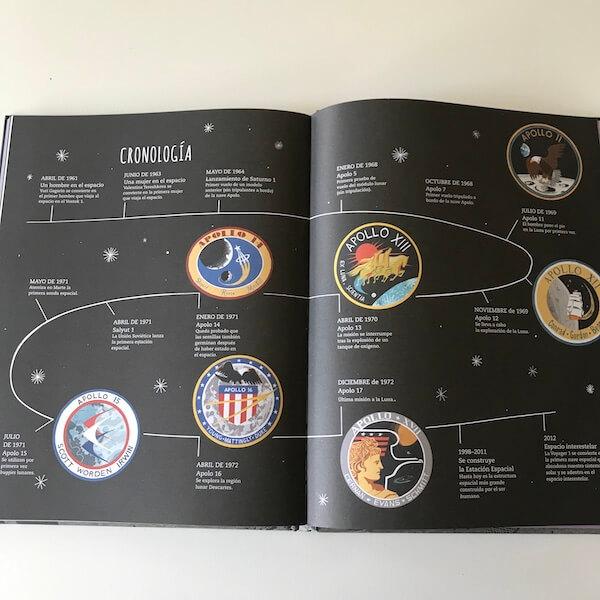 Cuando caminábamos por la Luna (3)